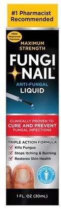 Fungi Nail Fungi-Nail Anti-Fungal Solution and Brush - 1 fl oz