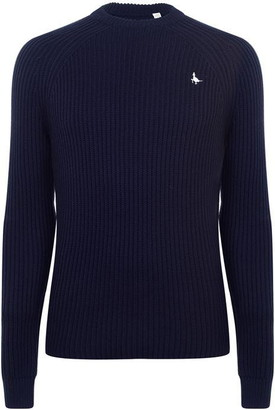 Jack Wills Hammond Fisherman Crew Neck Jumper