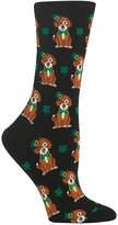Hot Sox St. Patricks Day Dog Socks
