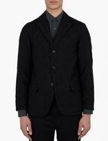 Our Legacy Black Wool Blend Archive Blazer Iii