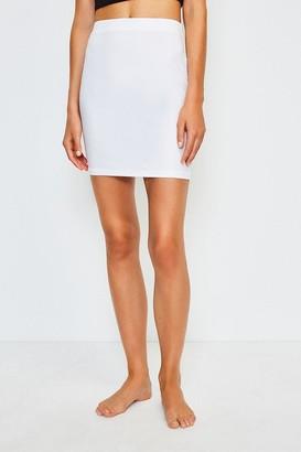 Karen Millen Smoothing Essentials Short Slip Skirt