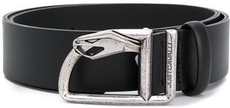 Just Cavalli Viper buckle belt
