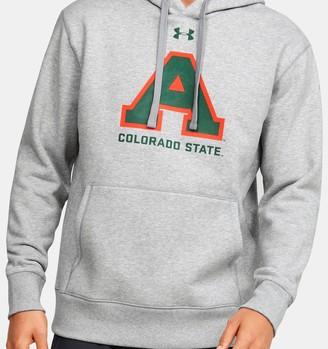 Under Armour Men's UA Performance Originators Fleece Collegiate Hoodie