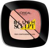 L'Oreal Infallible Face Blush Trio Nude Beige 30g