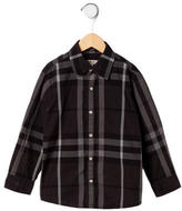 Burberry Boys' Button-Up Shirt