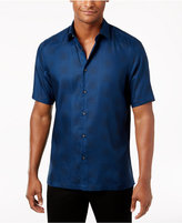 Alfani Men's Dot Print Shirt, Created for Macy's
