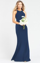 Show Me Your Mumu Chicago High Neck Gown