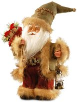 National Tree Company 14-in. Musical Santa Christmas Table Decor