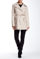 Jessica Simpson Double Breasted Trench Coat