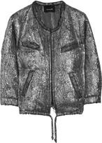 Isabel Marant Gunay brocade baseball jacket