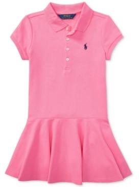 Polo Ralph Lauren Little Girls Polo Dress