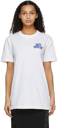 Off-White White Arrows Hand T-Shirt