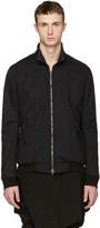 Julius Black Seamed Jacket