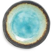 Kotobuki Turquoise Sky Glazed Plate