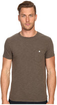 Todd Snyder Weathered Button Crew Tee