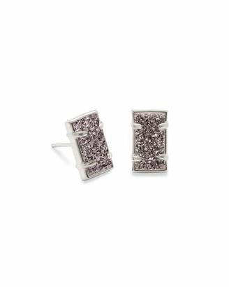 Kendra Scott Paola Stud Earrings in Silver