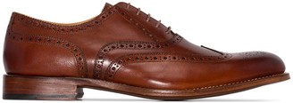 Grenson Dylan lace-up brogues