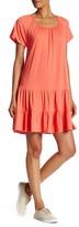 Soft Joie Balbina Short Sleeve Flounce Dress