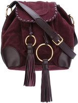 See by Chloe Polly bag - women - Calf Suede - One Size