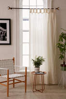 Urban Outfitters Washed Linen Curtain