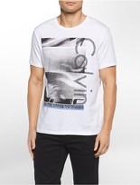 Calvin Klein Slim Fit Lava Logo T-Shirt