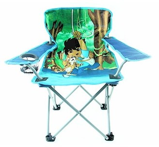 Linen Depot Direct Go Diego Beach Kids Chair with Cup Holder