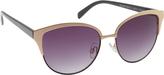 Jessica Simpson Women's J5373 Cateye Sunglasses