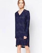 Just Female Night Shimmer Shift Dress