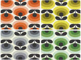 Orla Kiely 70s Oval Flower Placemats - Set of 4