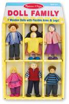 Melissa & Doug Toddler Doll Family
