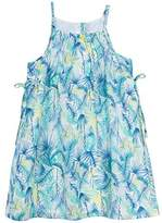 3 Pommes 3Pommes Girl's Aloha Dress
