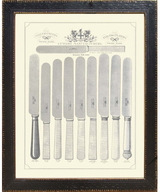 Casbah Design Victorian Cutlery Print 5