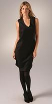 Viscose Flannel Dress