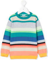 Knot - striped sweater - kids - Cotton - 3 yrs