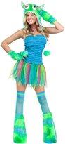 Fun World Costumes Womens Sexy Sea Monster Costume Small / Medium