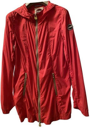 Colmar Red Synthetic Jackets