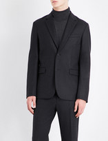 Jil Sander Marisa single-breasted wool jacket