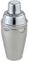 HIC Stainless Steel Cocktail Shaker 18oz