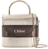 Chloé Aby logo crossbody bag