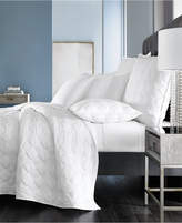 Hotel Collection Basic Cane Quilted Queen Coverlet, Created for Macy's