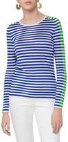 Akris Punto Women's Stripe Wool Pullover