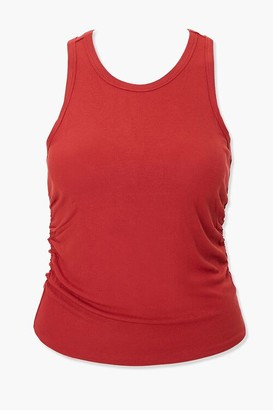 Forever 21 Plus Size Racerback Tank Top