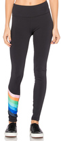 Free People Rainbow Runner Legging