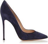 Gianvito Rossi Gianvito point-toe suede pumps