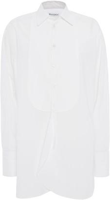 J.W.Anderson Oversized Tuxedo Shirt
