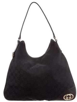d82b58ddedcd Gucci Britt Handbag - ShopStyle