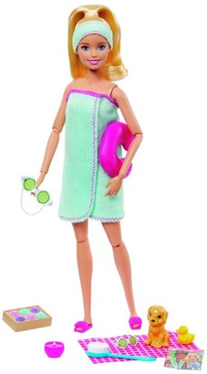 Barbie Spa Wellness Doll