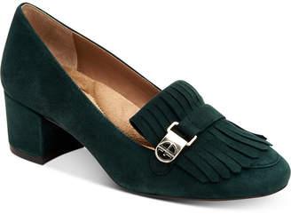 Giani Bernini Ilianaa Kiltie Memory-Foam Pumps, Women Shoes
