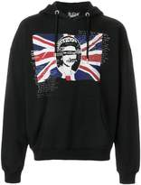 Boy London God Save The Queen hoodie