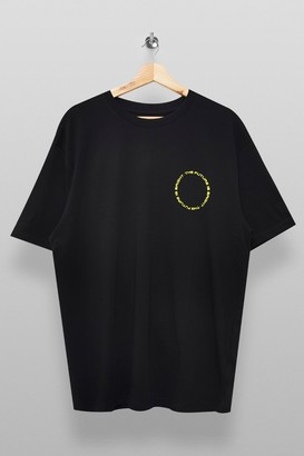 Topman Future T-Shirt in Black